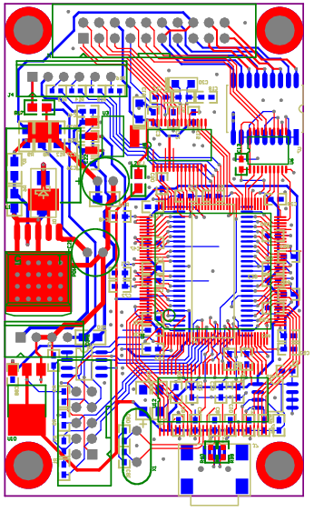 FPGA Board PCB Layout